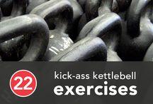 Kettle Ball Exercise