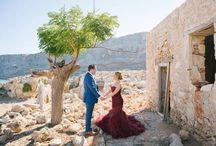 Wedding in Lindos Rhodes Greece