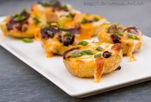 Appetizer Ideas / Different types of great appetizers to try!