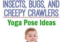 kids yoga/exercise