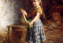 Fine Art & Original Oil Painting Inspiration