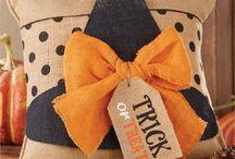 Fall Fabrics & Decor! / Fall Fabrics and Decor Ideas