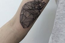 Abstract Tattoos / I am totally in love with abstract tattoos. Join me for the most awesome artwork.