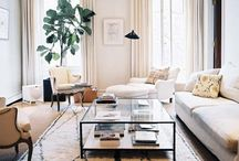 interiors and exteriors / by Valerie Rodriguez