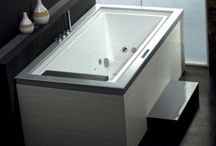 Ariel Bathtubs / Ariel Bath offers luxurious whirlpool bathtubs for a spa experience in your personal bathroom. We also carry walk in bathtub options and soaking bathtubs.