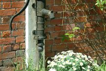 pompe a eau jardin