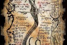 necronomicon et manuscrits