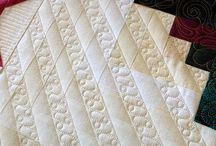 Quilting by Machine / by Beverly White