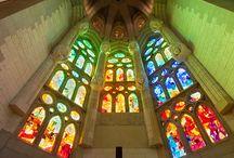Antoni Gaudi / architecture