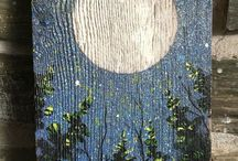 Artă din paleți