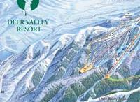 Deer Valley Resort Trail Maps / Winter and Summer trail maps