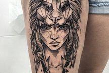 tatuaże Mario