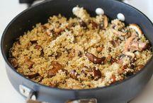 Couscous, Quinoa and Grains