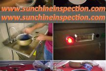 Cookware inspection service