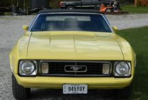 Used 1973 Ford Mustang for Sale ($15,900) at Grove City, OH / Make:  Ford, Model:  Mustang, Year:  1973, Body Style:  Convertible, Exterior Color: Yellow, Interior Color: Black, Vehicle Condition: Good ,  Mileage:44,549 mi, Transmission: Automatic.   Contact; 614-870-8231   Car Id (56717)