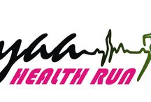 Jiyaa Health Run / Run for Yourself  It's not just about running... It's more about making a difference to yourself and the society