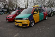 VW Transporter / A selection of our favourites T4 and T5s