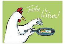 Ostern ist nicht nur für Hasen
