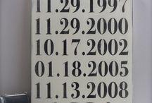 fontos dátumok