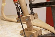 Gluing & clamping