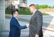 Inaugurarea noului sediu al Centrului Naţional Cyberint / Preşedintele României, domnul Klaus Iohannis, a răspuns invitaţiei Directorului SRI, domnul Eduard Hellvig, de a participa la inaugurarea noului sediu al Centrului Naţional Cyberint.