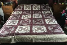 My quilting / Quilt related items I've made.