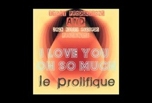 Our songs on YouTube / by Tyler & Liam aka Le Prolifique