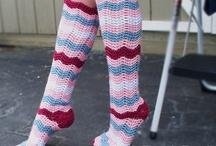 Crochet: Toes