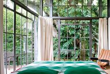 Room with a view / Letting the outside in! / by Salina Williams