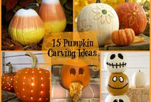 Pumpkin ideas / by Bonnie Hendrickson