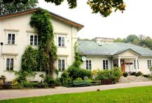 Pszczela Wola - Pałac