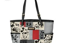 sacolas do mickey