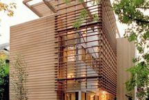 architecture exteriors