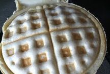 Waffle Iron ideas / by Kelly Cobb