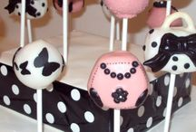 Cake pops inspiration / by Arnie Santera