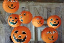 Halloween Night Lights & Lanterns / Get creative with your Halloween decorations. This holiday is just screaming for lights to wow your guests and trick or treaters. / by PartyLights.com