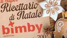 RICETTARIO NATALE BIMBY