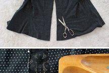 gör om för små kläder