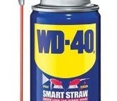 wd 40 cleaning