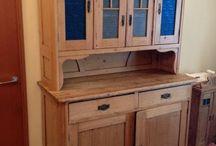 Antique Cupboard,Sideboard / イギリス、フランス、ヨーロッパ、アメリカのアンティークカップボード、サイドボードです。