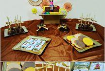 Mesas dulces Celebraciones Especiales