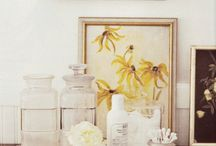 Bathroom Vignette / by Katrina Chambers