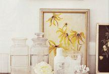 Bathroom Vignette / by Katrina Chambers