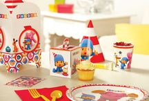 Pocoyo Party! / Its time to party with Pocoyo, Pato, and Elly!