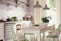 Interiors...Kitchens / Kitchen inspiration