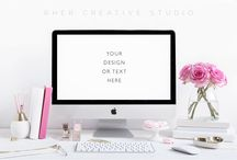 Design // Stock Photography / Stock Styled Photography