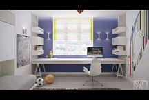 Desk ideas / Desk idess