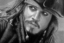 Cap. Jack Sparrow / Because he is so cute...  Porque ele é tão fofo...
