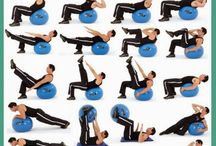 Fitnessbal workouts