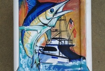 Fishing Inspiration / Once you are done fishing stop in at Two Georges at The Cove